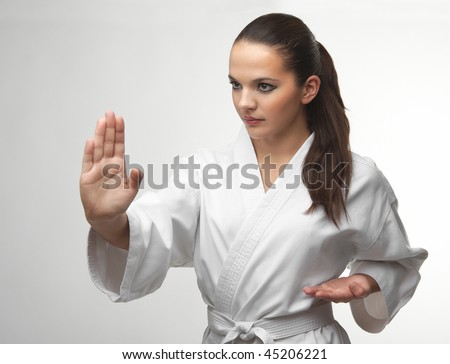 Women Sexy Karate Pics 115