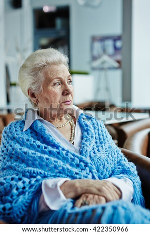 Attractive age - stock photo