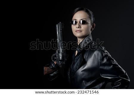 female agent sexy kozy