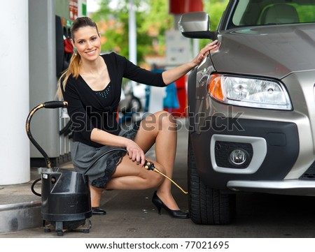 tire pump stock  royalty  images vectors shutterstock