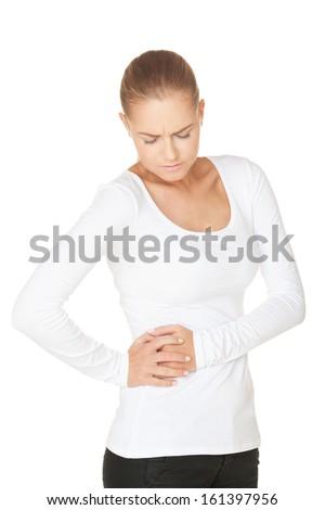У ребенка болит правый бок при быстрой ходьбе