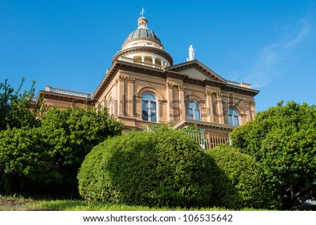 Auburn California Historic Courthouse