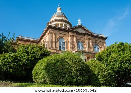 Auburn California Historic Courthouse - stock photo