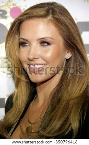 Audrina Patridge at the Mr. Pink Ginseng Drink Launch Party held at the Regent Beverly Wilshire Hotel, Los Angeles, USA on October 11, 2012.