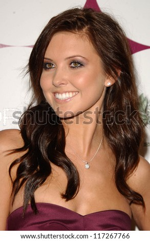 Audrina Patridge at the People Magazine Post Grammy Party. Eleven, West Hollywood, CA. 02-11-07