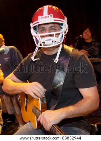"August 16, 2011 - Athens, GA - Rhett Akins. At a benefit for the family of Elmer ""Buddy"" Christian."