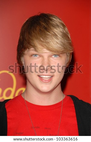 Austin Anderson at The Annual Mattel Children's Hospital Holiday Party, Madame Tussauds, Hollywood, CA. 12-01-09