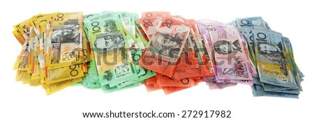 Australian Money - Aussie currency