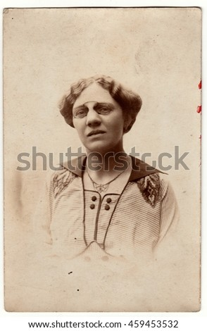 black woman austria