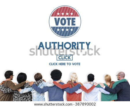 Authority Leader Ruler Politics Concept - stock photo
