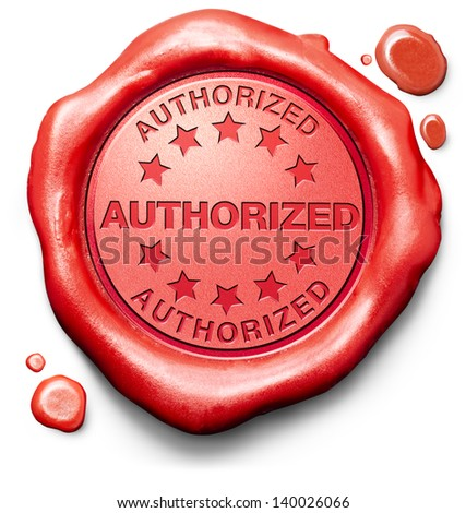 Authorization Stock Photos Images Amp Pictures Shutterstock