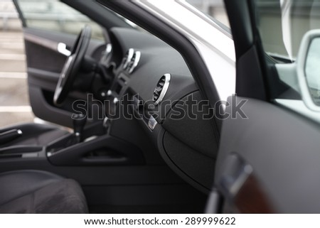 auto interior, dashboard, inner workings of a car, car interior life, car door, open car door,