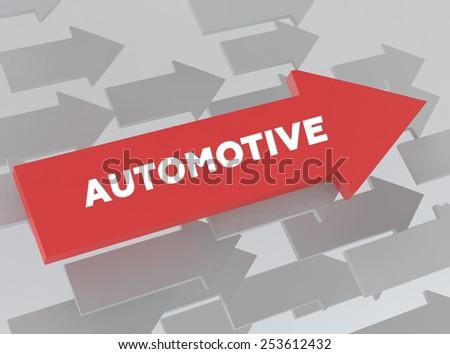 AUTOMOTIVE - stock photo
