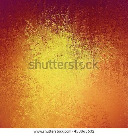 autumn background colors - stock photo