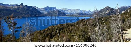Autumn in the Mountains - stock photo