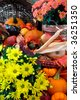 Autumn's Harvest Vertical - stock photo