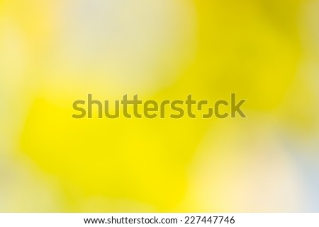 Autumnal natural background with bokeh   - stock photo
