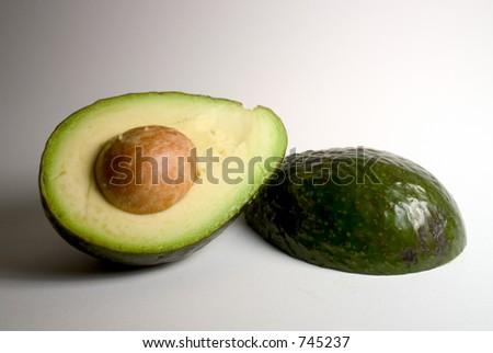 Avocado - stock photo