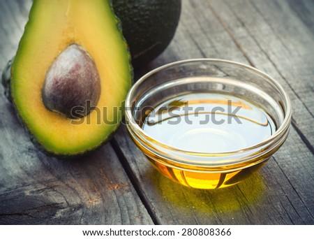 Avocado Oil - stock photo