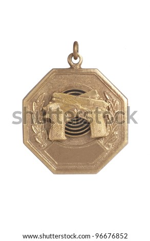 Awards and Medals - stock photo