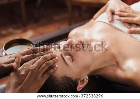 Oil massage japanese