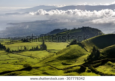 Azores Islands. Portugal - stock photo