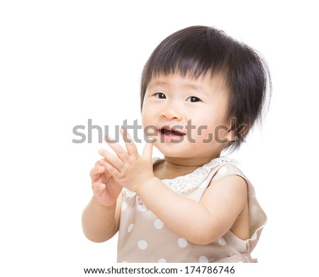 Baby Clapping Stock Images, Royalty-Free Images & Vectors ...