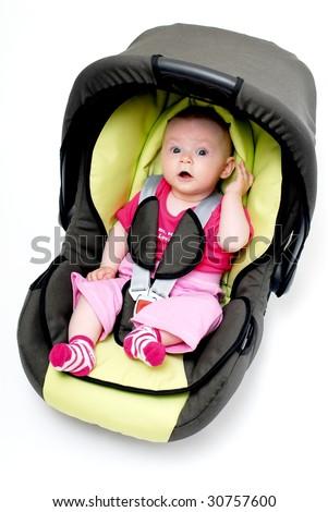 infant car seat stock images royalty free images vectors shutterstock. Black Bedroom Furniture Sets. Home Design Ideas
