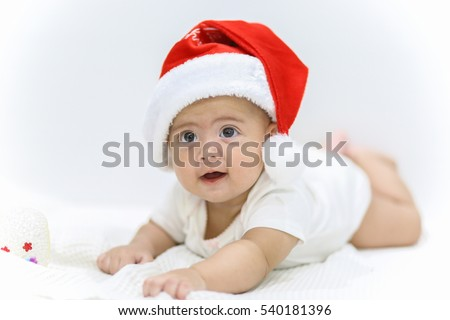 Baby Mixed Thailand with Scotland on Christmas Story.