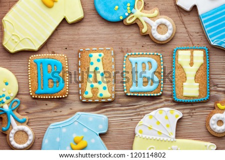 Baby shower boy stock photos images amp pictures shutterstock