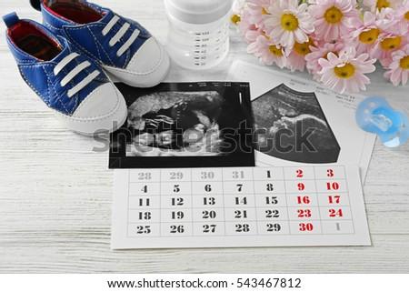 Free pregnancy calander