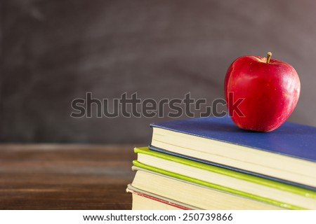 Back To School Background./ Back To School Background. - stock photo