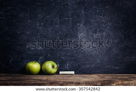 Back to school. Education background concept with copyspace.  Back to school.  - stock photo