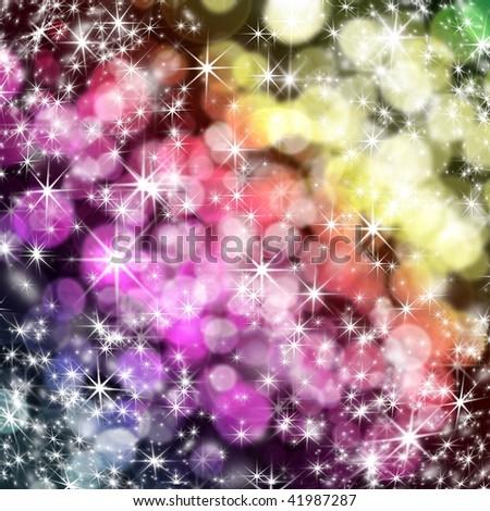 Background abstract iris - stock photo