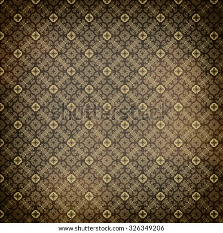 background and structure brown retro style 12