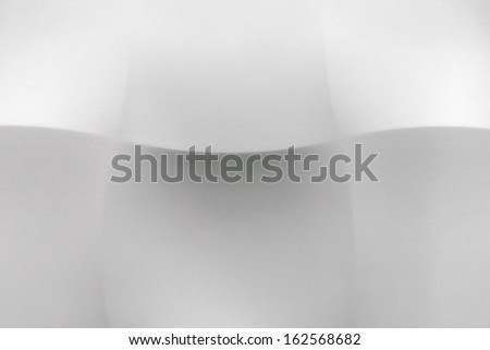 background and texture of three-dimensional shapes - stock photo
