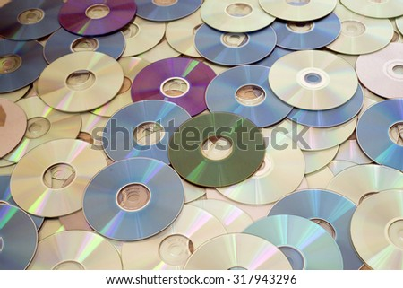Background - CD-DVD