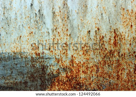 background dirty iron metal - stock photo