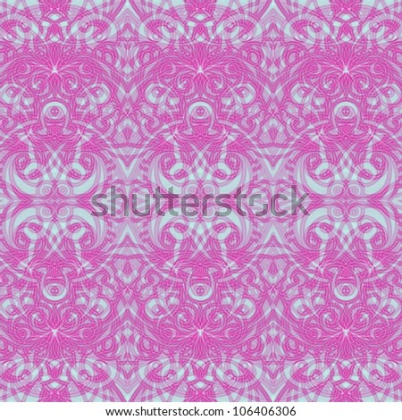 Background fabric indian style