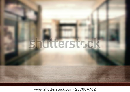 background for your advertise and dark desk   - stock photo