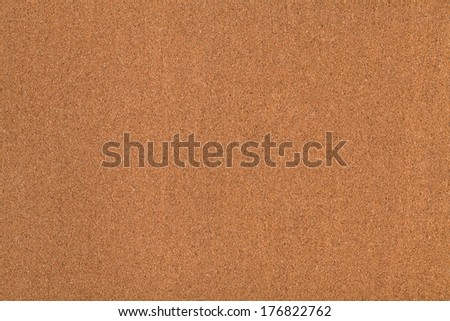 background from common bulletin cork board - stock photo