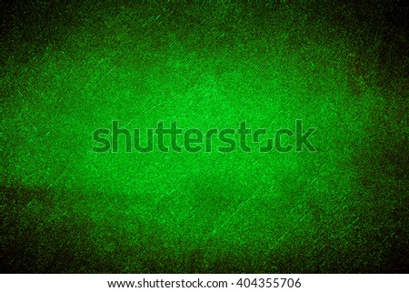 Background Green canvas - stock photo