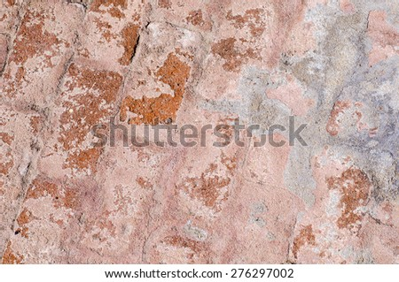 background grunge wall texture - stock photo