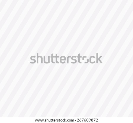 Background illustration - pale grey stripes on faded background. Gift wrap style. Silver and white stripe pattern. Faded alternating colors. Pale background texture. - stock photo