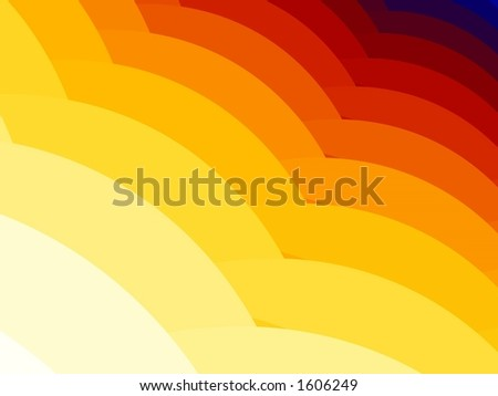 Background illustration with high detail 7 - stock photo