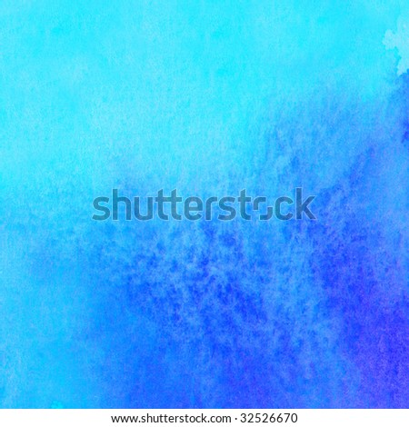 Background image of watercolor paints - stock photo