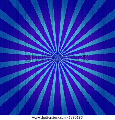 background in blue hues with added vertical grain to give a retro/ vintage look...center has a glow to it - stock photo
