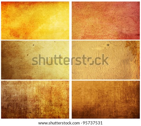 background in grunge style-containing different textures - stock photo