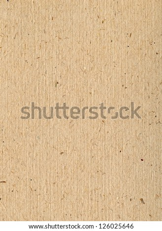 Background made of a cardboard