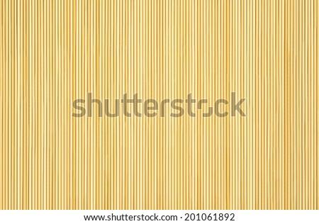 Background made of bamboo sticks - stock photo